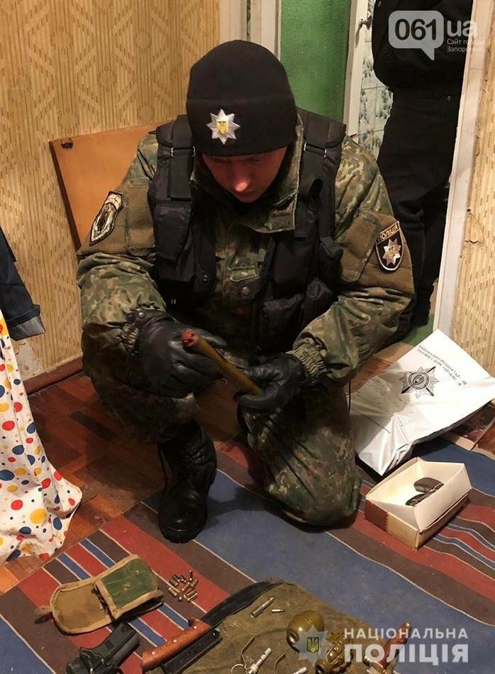 У жителя Шевченковского района изъяли арсенал оружия, - ФОТО, ВИДЕО, фото-3