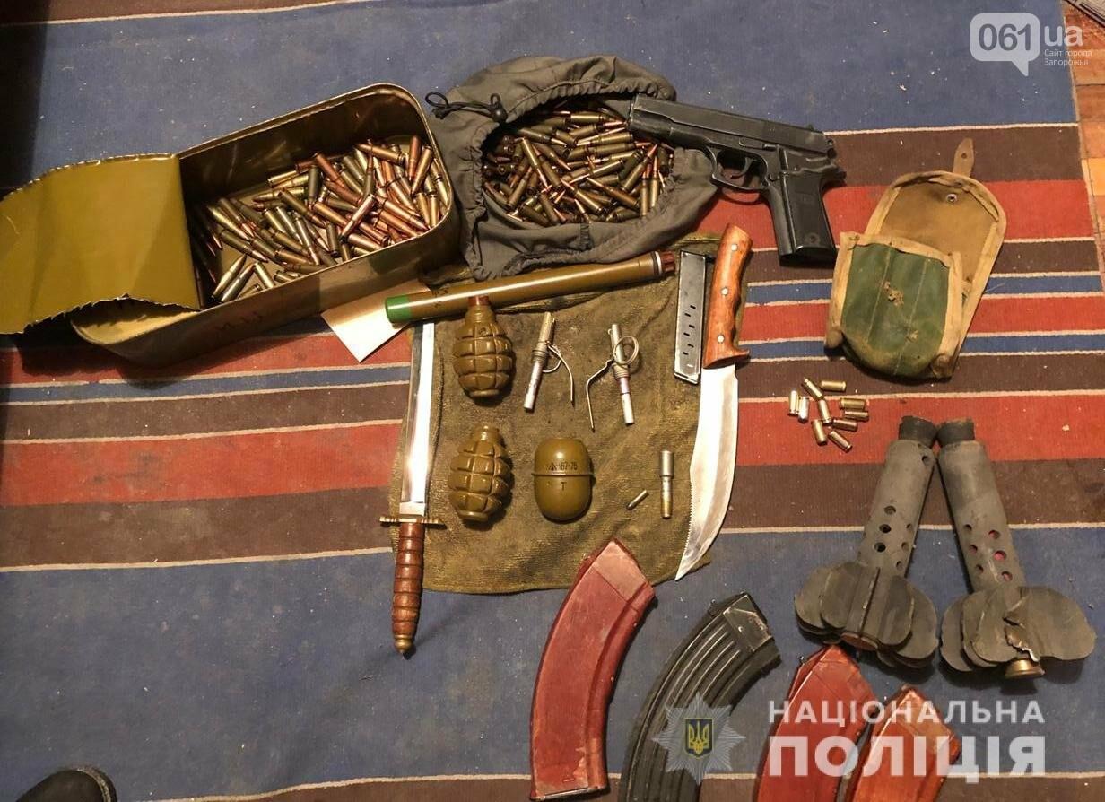 У жителя Шевченковского района изъяли арсенал оружия, - ФОТО, ВИДЕО, фото-4