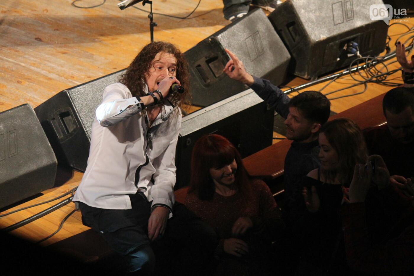 В Запорожье группа «Скрябин» сыграла лучшие хиты с симфоническим оркестром, – ФОТОРЕПОРТАЖ, фото-18