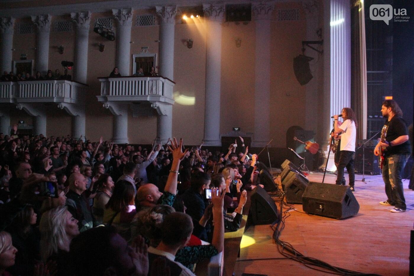 В Запорожье группа «Скрябин» сыграла лучшие хиты с симфоническим оркестром, – ФОТОРЕПОРТАЖ, фото-27