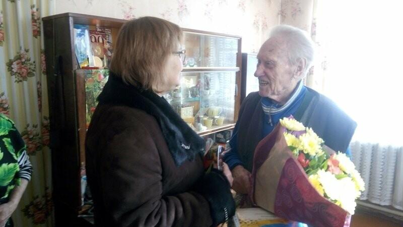 Житель Запорожья отметил 100-летний юбилей, - ФОТО, фото-1