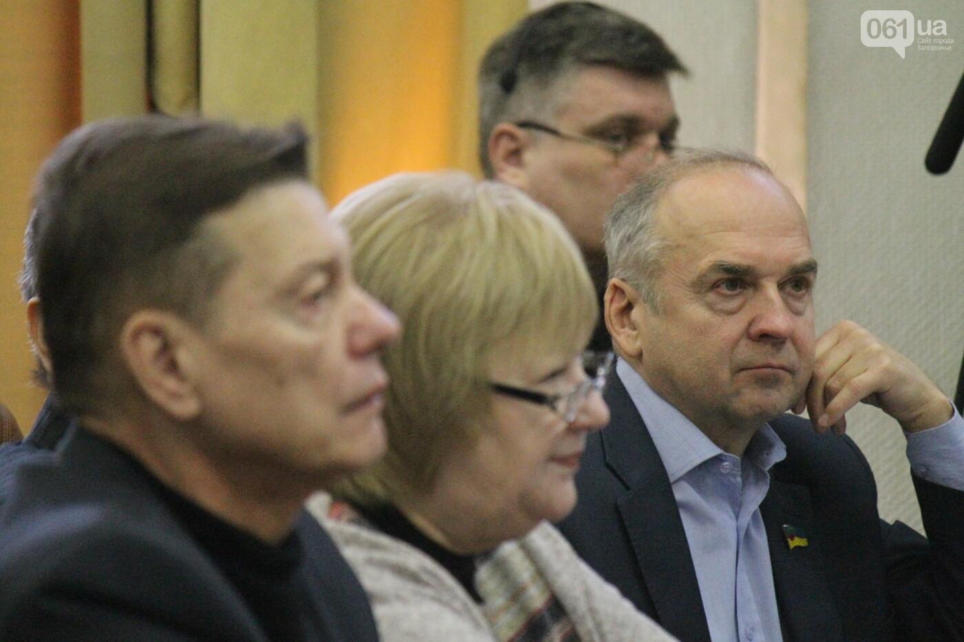 Сессия Запорожского горсовета в лицах, – ФОТОРЕПОРТАЖ, фото-30