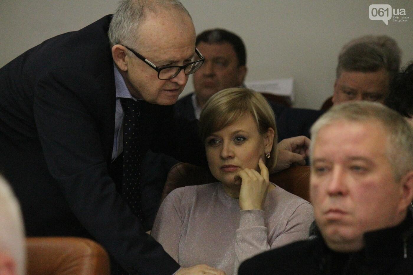 Сессия Запорожского горсовета в лицах, – ФОТОРЕПОРТАЖ, фото-33