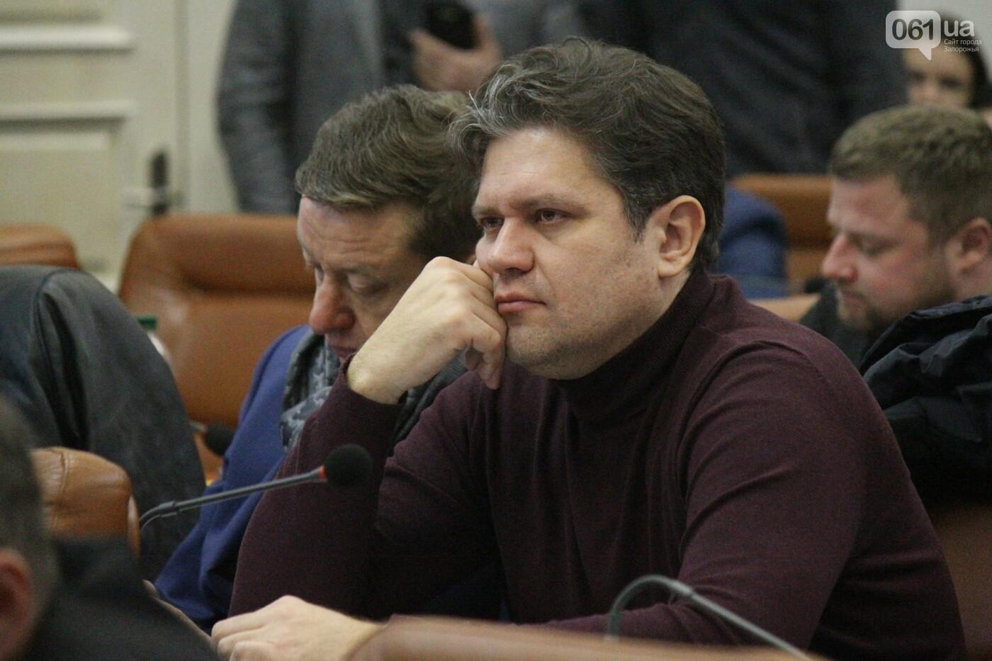 Сессия Запорожского горсовета в лицах, – ФОТОРЕПОРТАЖ, фото-4
