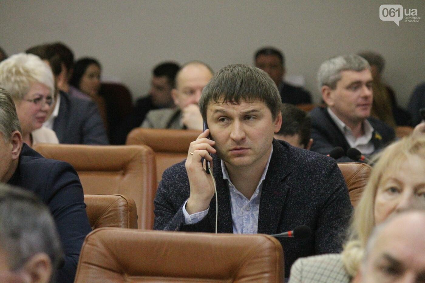 Сессия Запорожского горсовета в лицах, – ФОТОРЕПОРТАЖ, фото-8