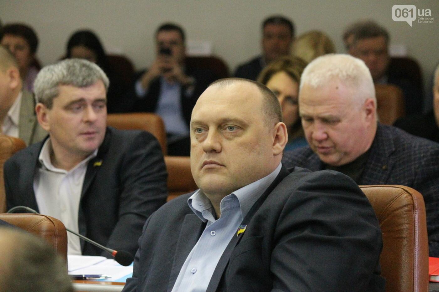 Сессия Запорожского горсовета в лицах, – ФОТОРЕПОРТАЖ, фото-28