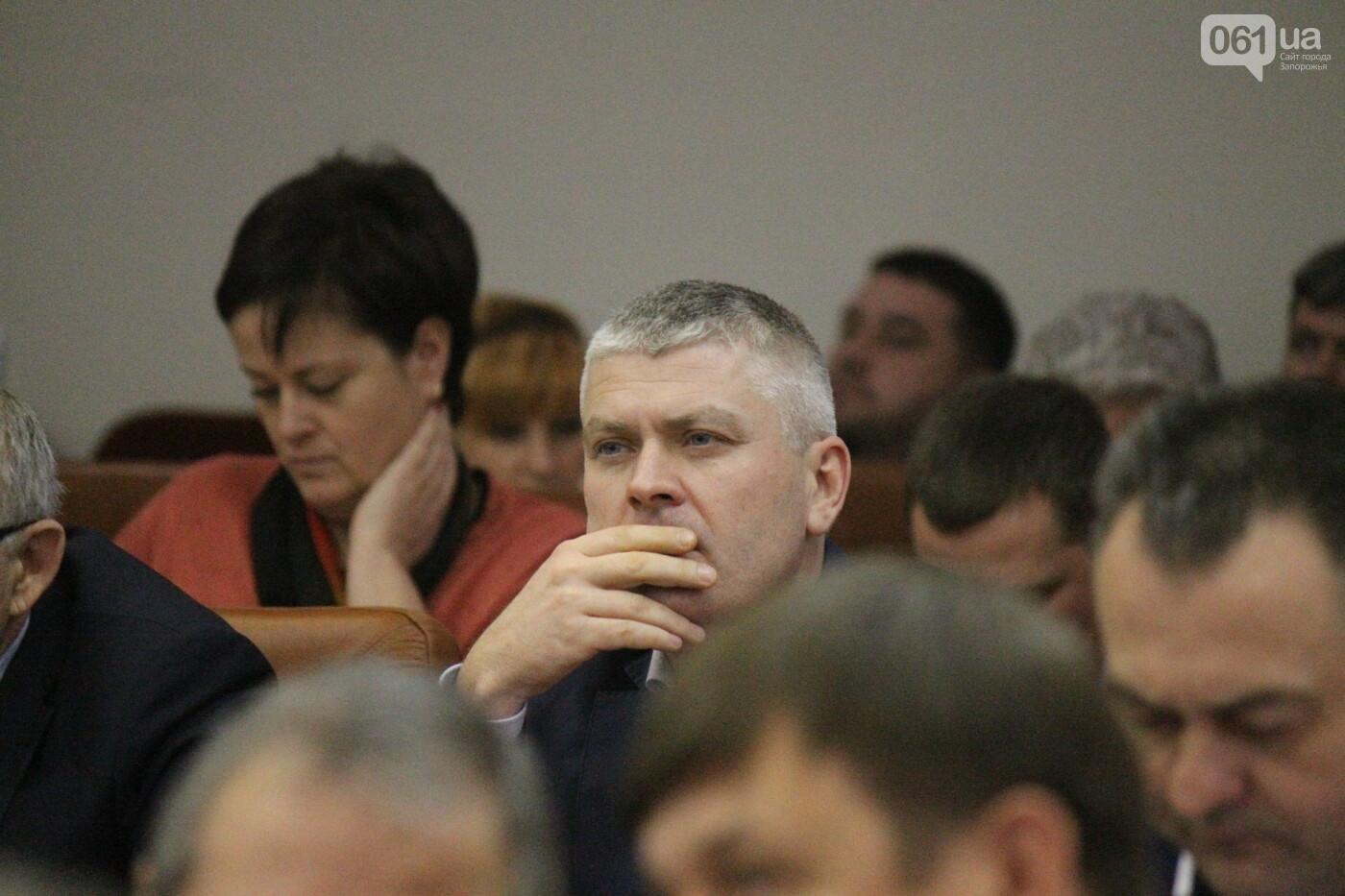 Сессия Запорожского горсовета в лицах, – ФОТОРЕПОРТАЖ, фото-9