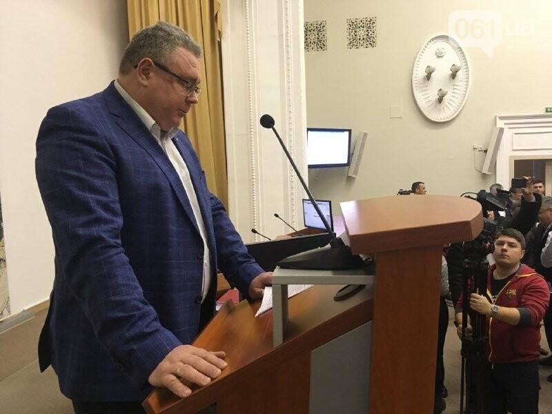 Прокурор области сообщил о подозрении депутату Запорожского городского совета, фото-1