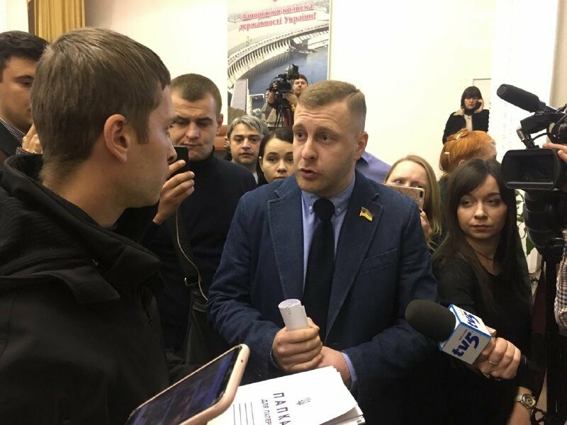 Прокурор области сообщил о подозрении депутату Запорожского городского совета, фото-7