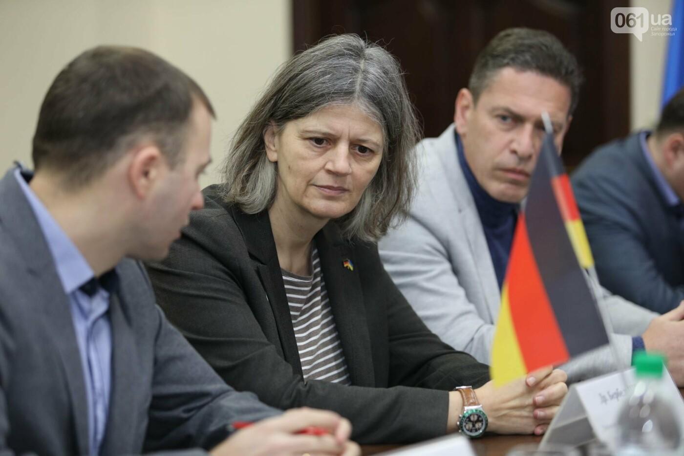 Запорожская область за три года получила 18 миллионов евро грантовой помощи из Германии, фото-1