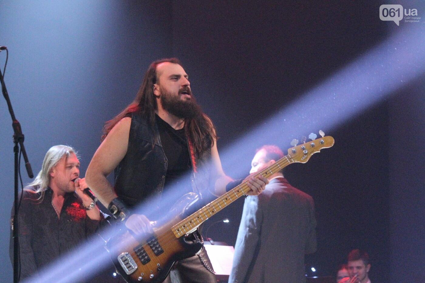 Тяжелый рок в симфоническом звучании: каким было Hard Rock Show в Запорожье, – ФОТОРЕПОРТАЖ, фото-21