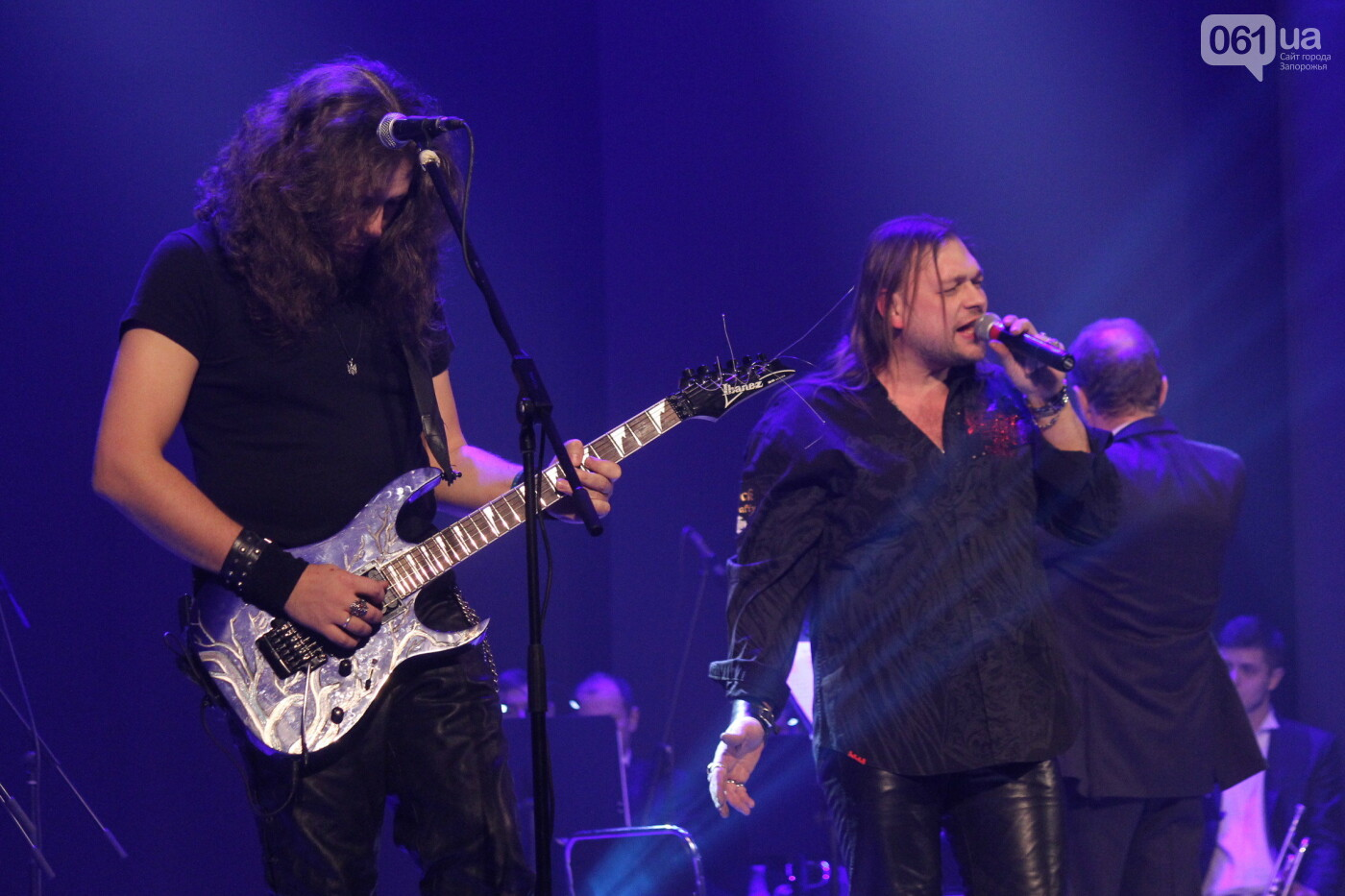 Тяжелый рок в симфоническом звучании: каким было Hard Rock Show в Запорожье, – ФОТОРЕПОРТАЖ, фото-24