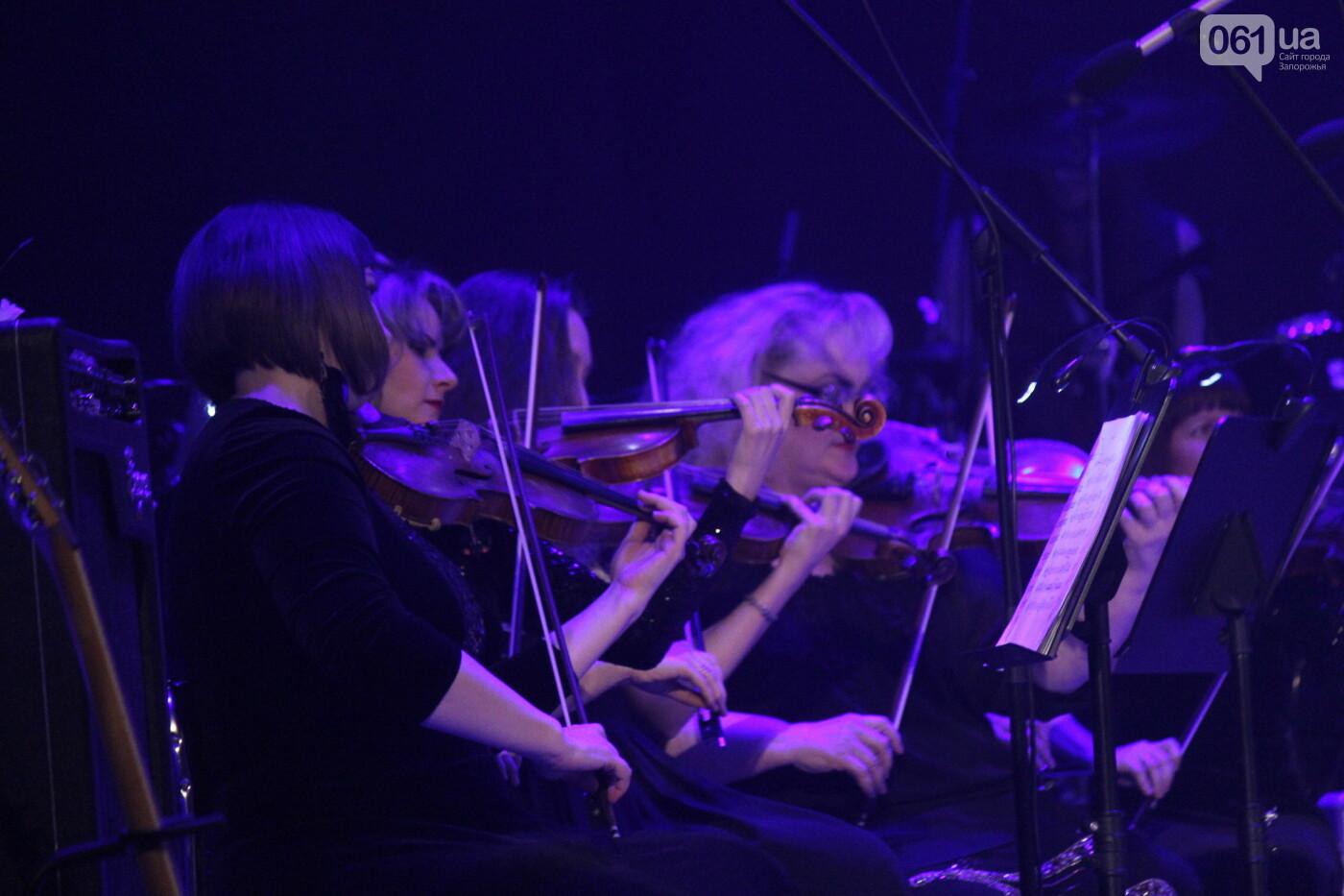 Тяжелый рок в симфоническом звучании: каким было Hard Rock Show в Запорожье, – ФОТОРЕПОРТАЖ, фото-25
