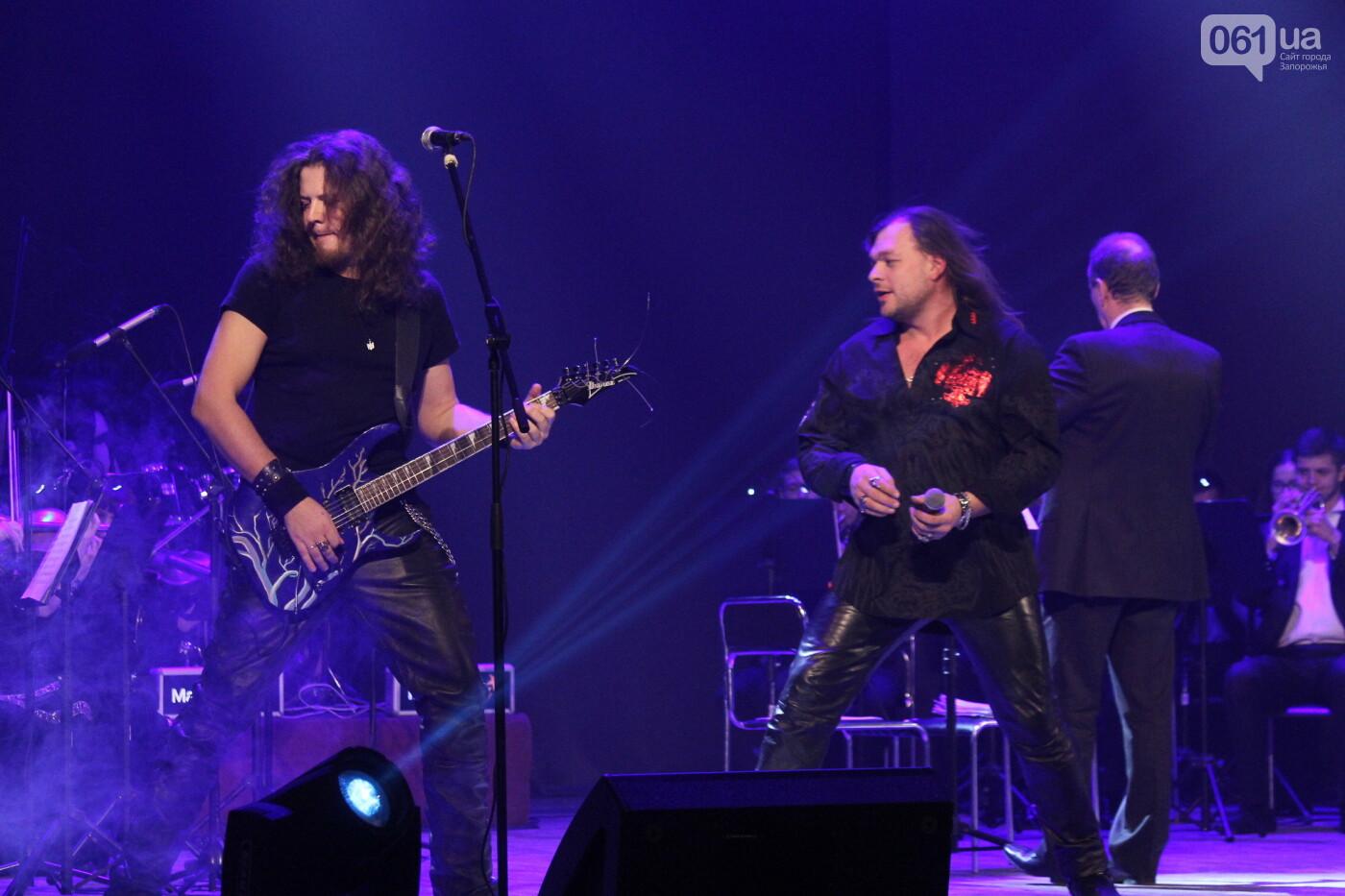 Тяжелый рок в симфоническом звучании: каким было Hard Rock Show в Запорожье, – ФОТОРЕПОРТАЖ, фото-26