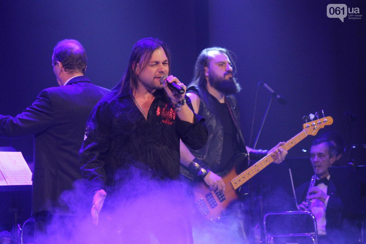 Тяжелый рок в симфоническом звучании: каким было Hard Rock Show в Запорожье, – ФОТОРЕПОРТАЖ, фото-27