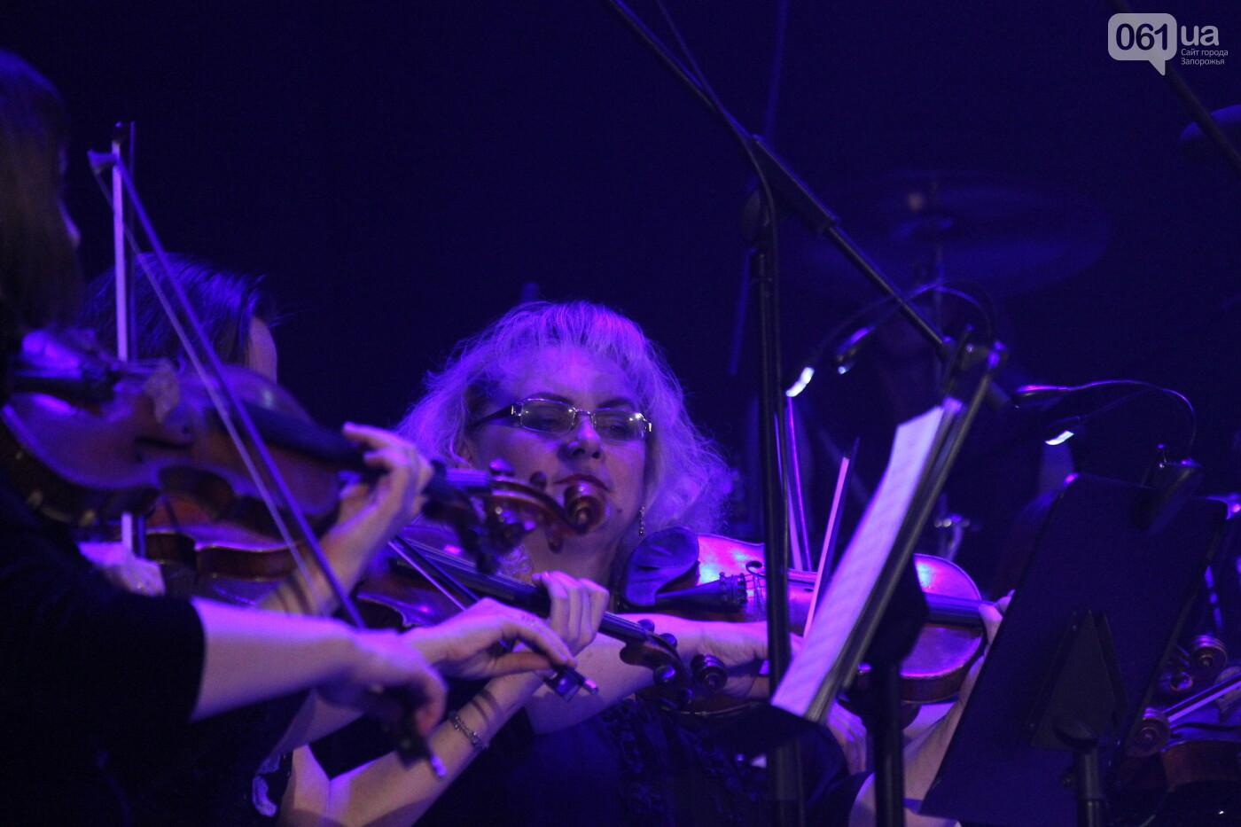 Тяжелый рок в симфоническом звучании: каким было Hard Rock Show в Запорожье, – ФОТОРЕПОРТАЖ, фото-28