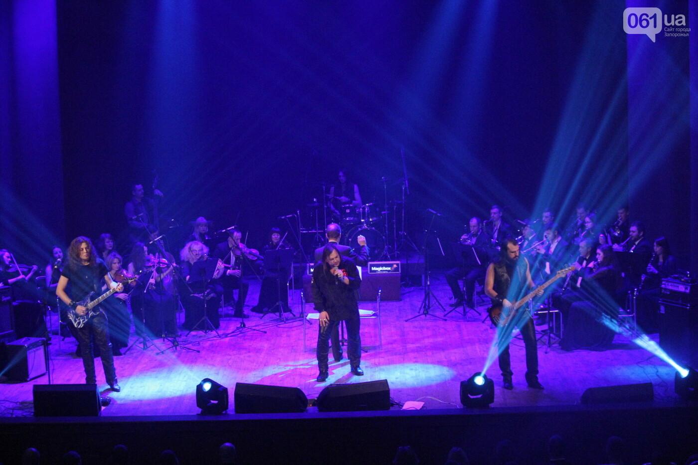 Тяжелый рок в симфоническом звучании: каким было Hard Rock Show в Запорожье, – ФОТОРЕПОРТАЖ, фото-29