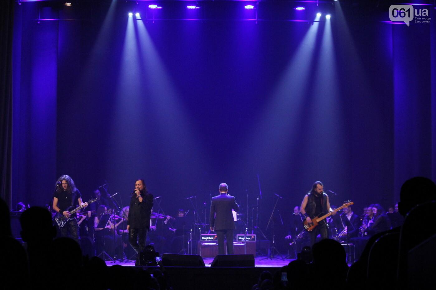 Тяжелый рок в симфоническом звучании: каким было Hard Rock Show в Запорожье, – ФОТОРЕПОРТАЖ, фото-35