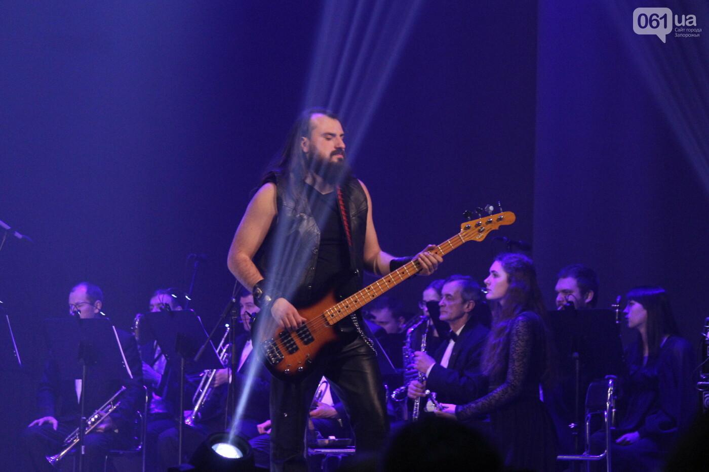 Тяжелый рок в симфоническом звучании: каким было Hard Rock Show в Запорожье, – ФОТОРЕПОРТАЖ, фото-36