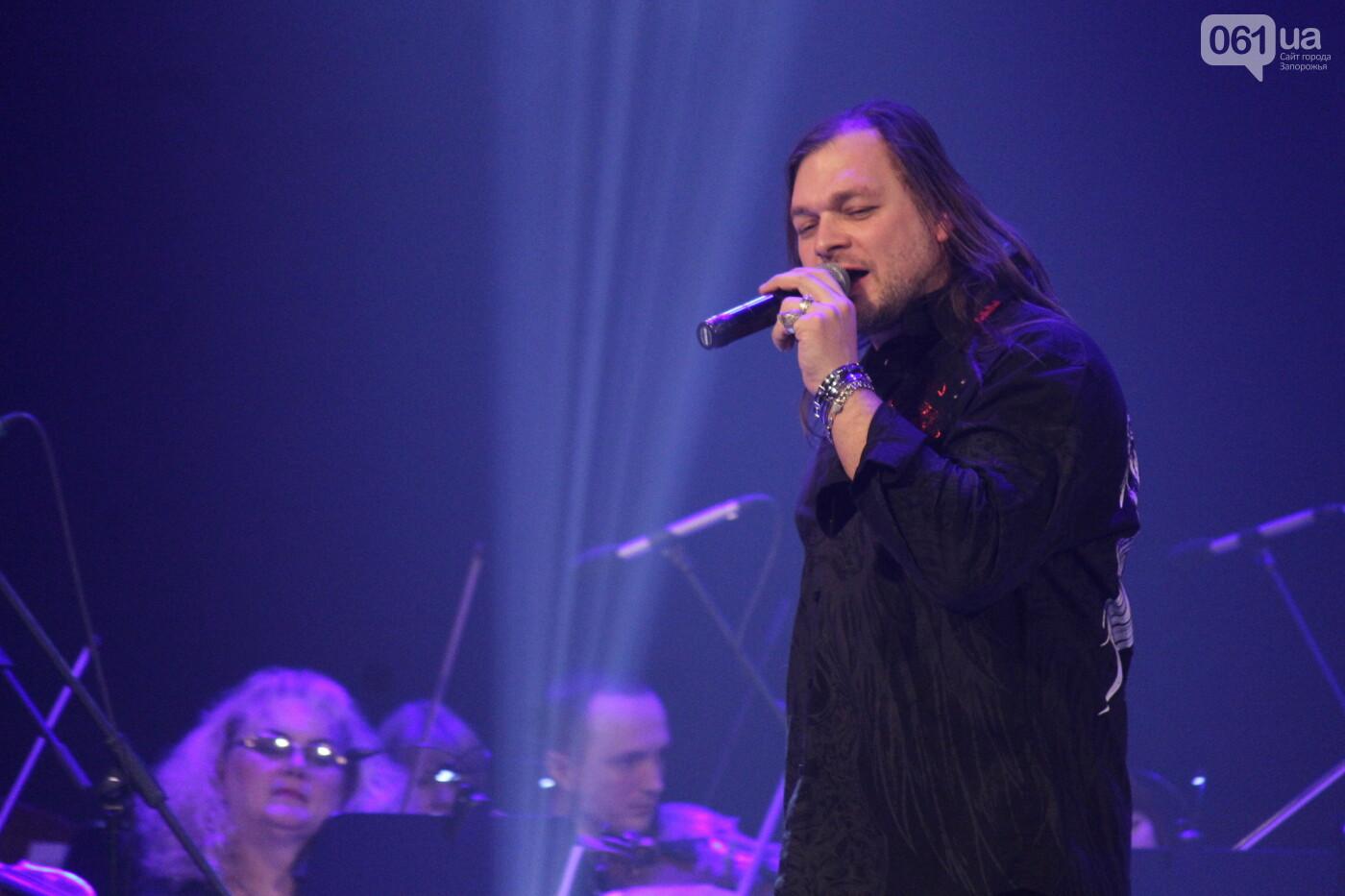 Тяжелый рок в симфоническом звучании: каким было Hard Rock Show в Запорожье, – ФОТОРЕПОРТАЖ, фото-20