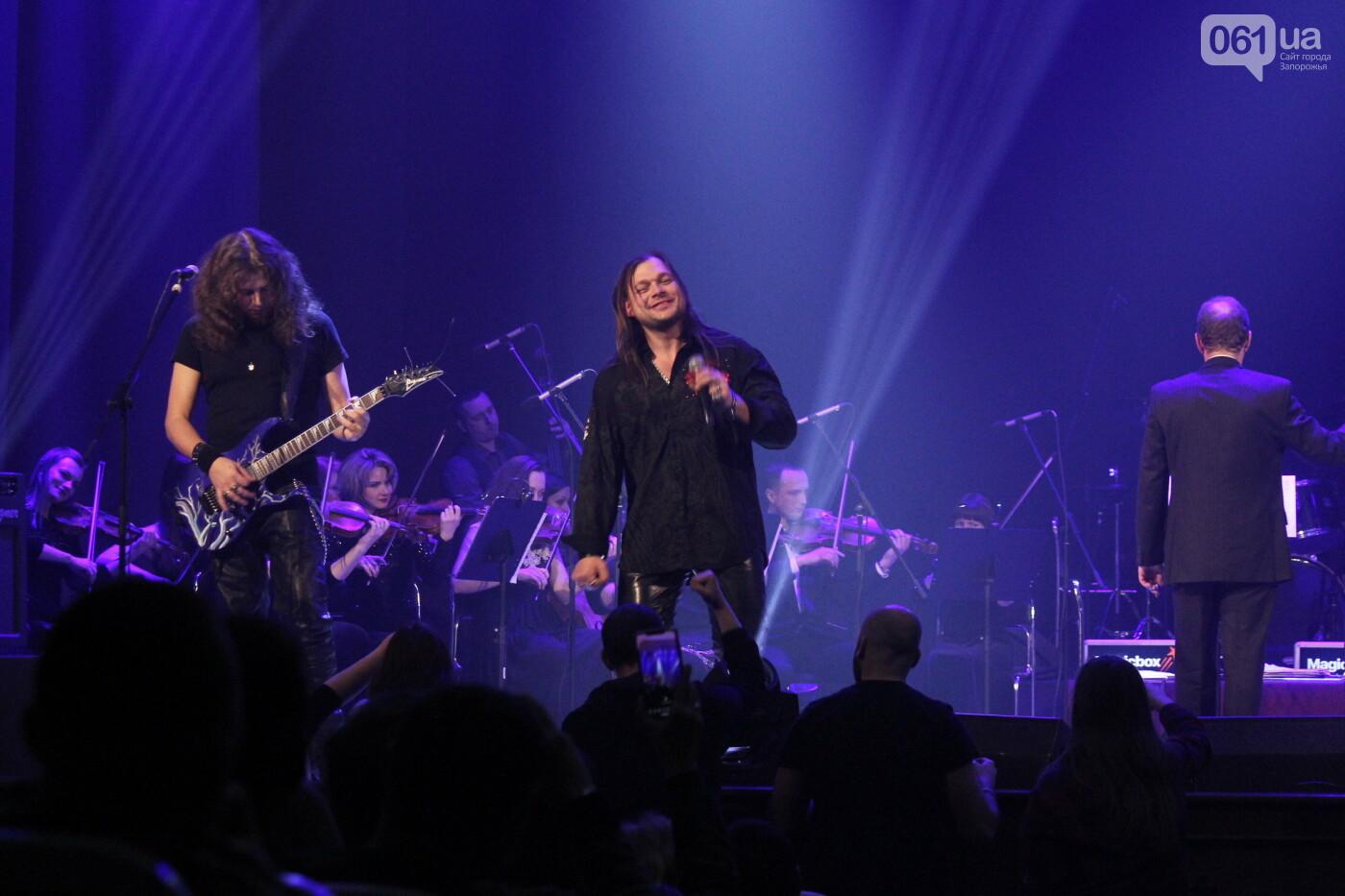 Тяжелый рок в симфоническом звучании: каким было Hard Rock Show в Запорожье, – ФОТОРЕПОРТАЖ, фото-8