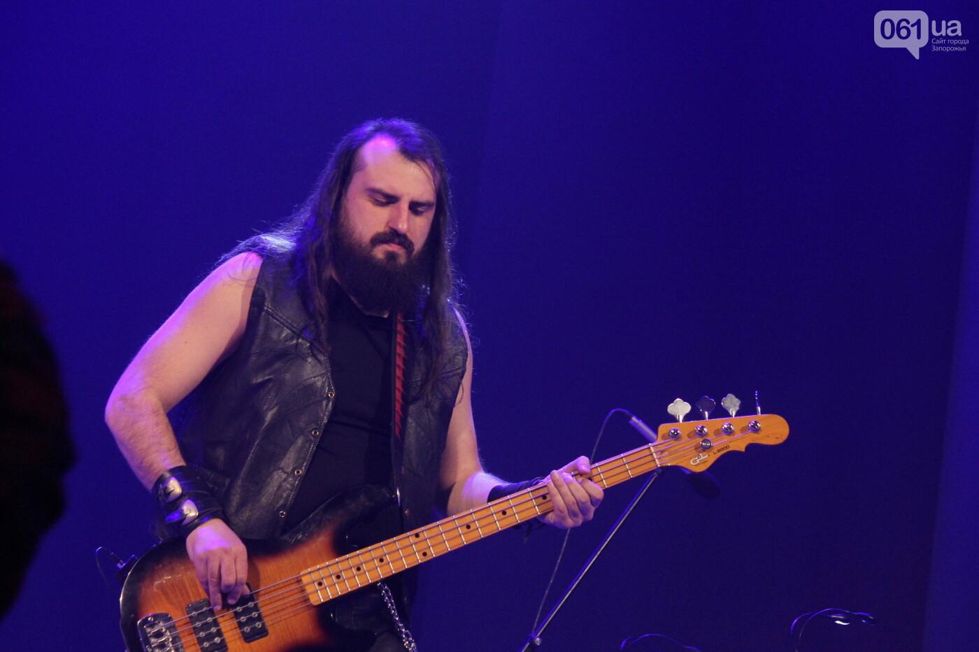 Тяжелый рок в симфоническом звучании: каким было Hard Rock Show в Запорожье, – ФОТОРЕПОРТАЖ, фото-2