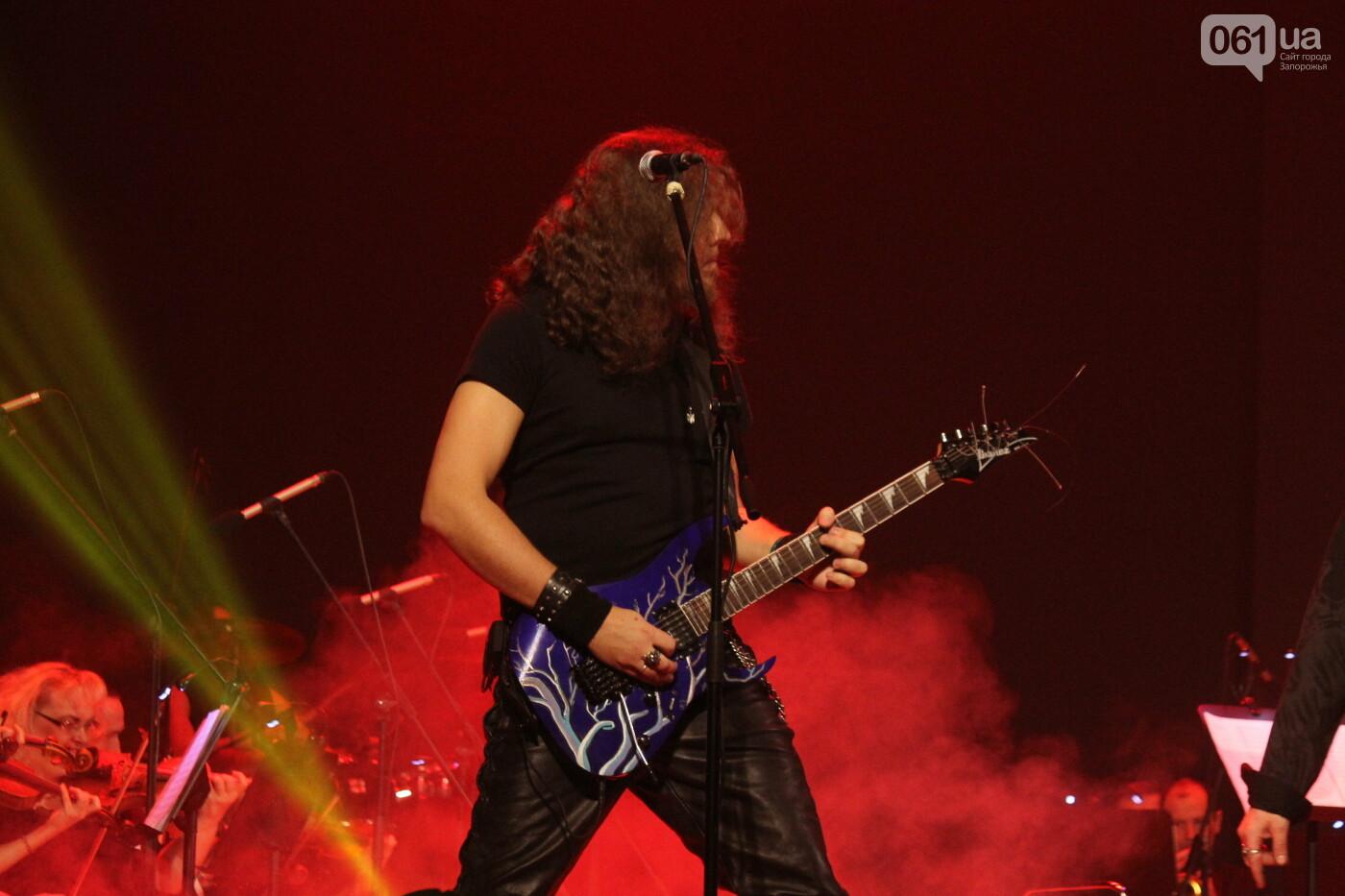 Тяжелый рок в симфоническом звучании: каким было Hard Rock Show в Запорожье, – ФОТОРЕПОРТАЖ, фото-6
