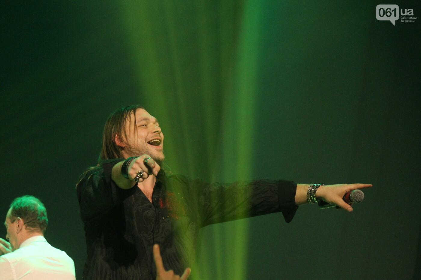 Тяжелый рок в симфоническом звучании: каким было Hard Rock Show в Запорожье, – ФОТОРЕПОРТАЖ, фото-5