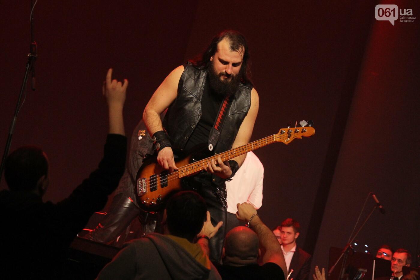 Тяжелый рок в симфоническом звучании: каким было Hard Rock Show в Запорожье, – ФОТОРЕПОРТАЖ, фото-9