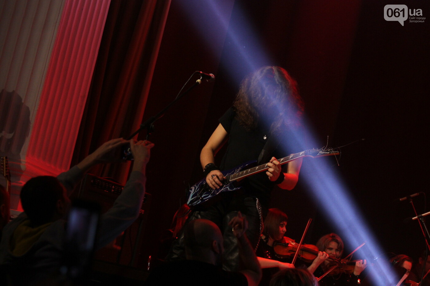 Тяжелый рок в симфоническом звучании: каким было Hard Rock Show в Запорожье, – ФОТОРЕПОРТАЖ, фото-10