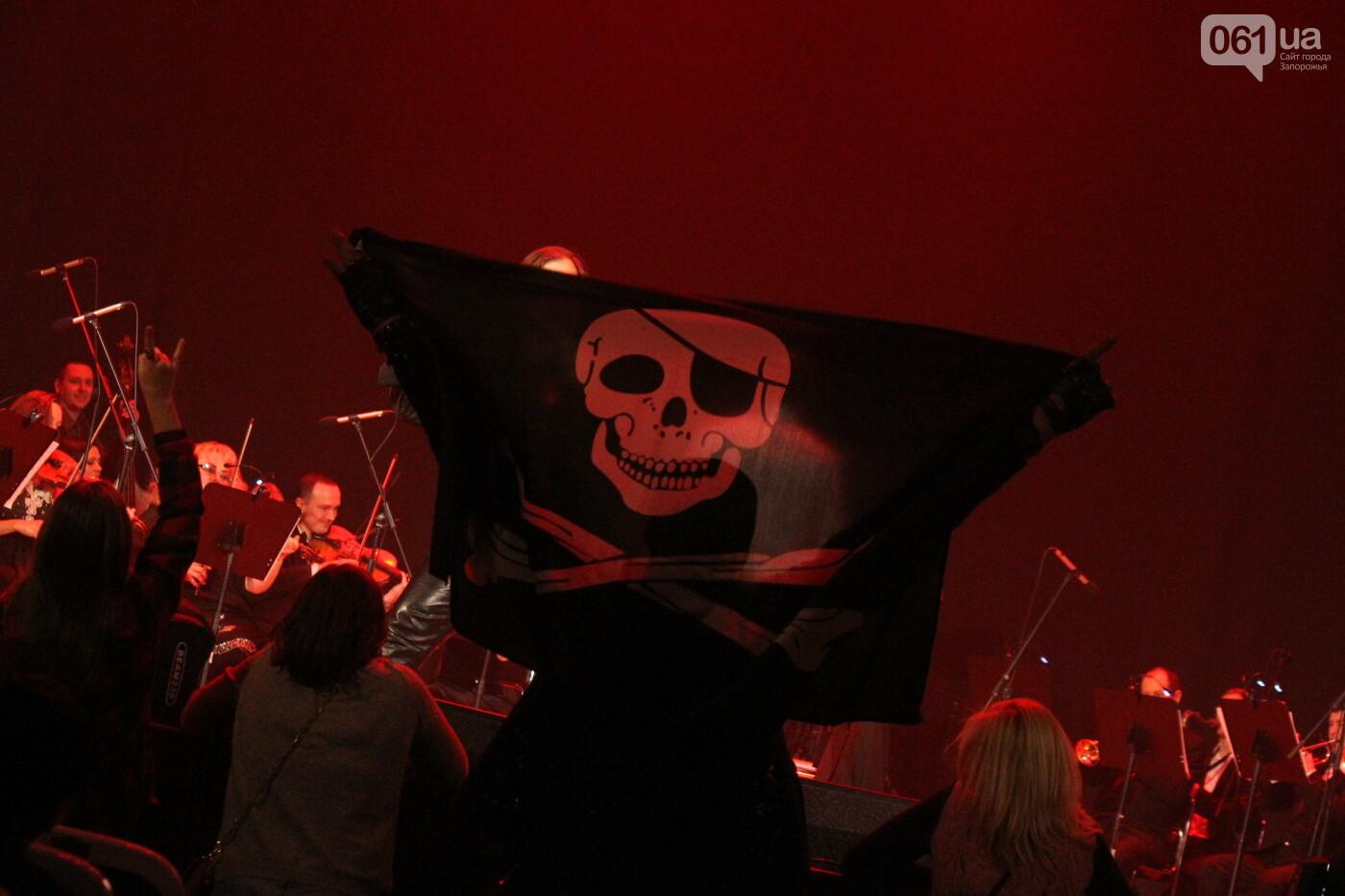 Тяжелый рок в симфоническом звучании: каким было Hard Rock Show в Запорожье, – ФОТОРЕПОРТАЖ, фото-11