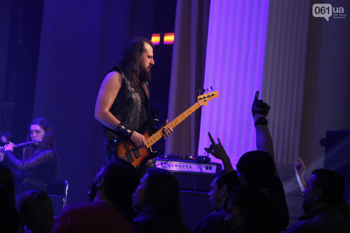 Тяжелый рок в симфоническом звучании: каким было Hard Rock Show в Запорожье, – ФОТОРЕПОРТАЖ, фото-12