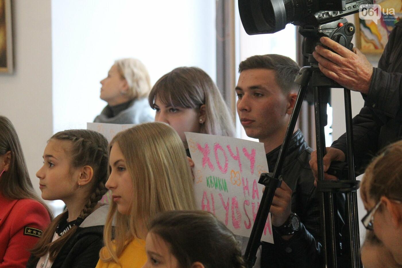 Перед концертом в родном Запорожье певица Alyosha провела автограф-сессию, – ФОТОРЕПОРТАЖ, фото-6