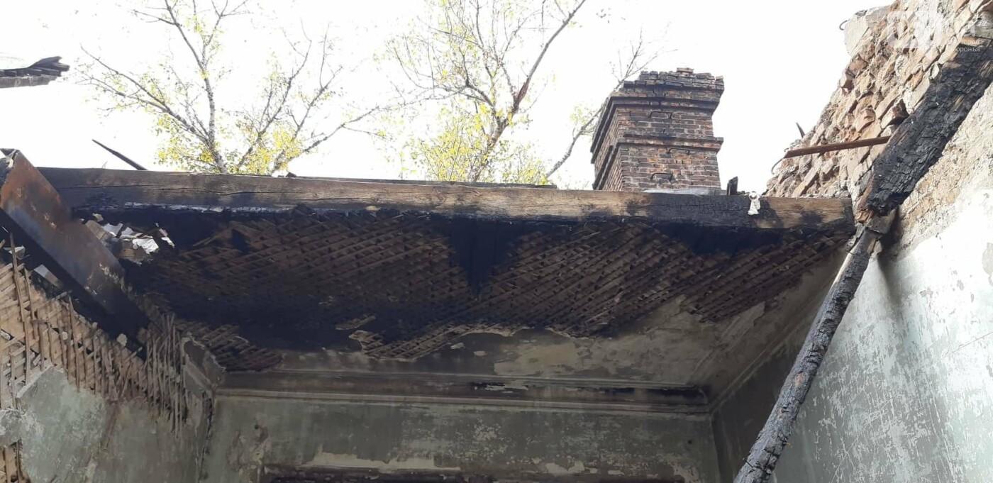 На Хортице вандалы оставили без крыши здание заброшенного ЦИМЕЖА, - ФОТОРЕПОРТАЖ, фото-7