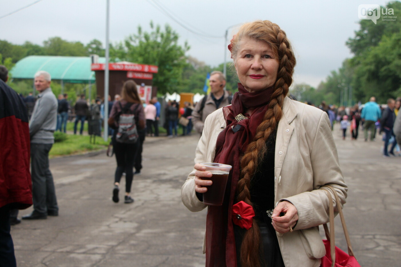 Найди себя: 50 портретов из Парка Победы, фото-14