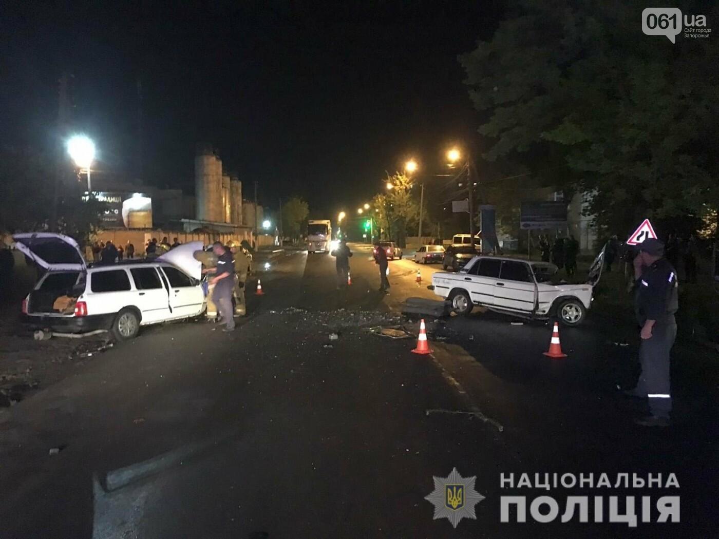 В Мелитополе в результате ДТП пострадали 3 человека, - ФОТО, фото-1