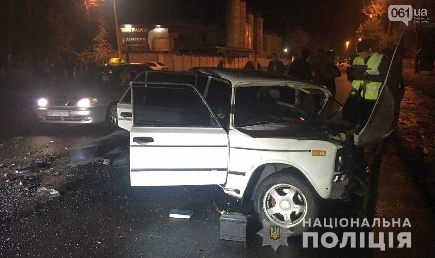 В Мелитополе в результате ДТП пострадали 3 человека, - ФОТО, фото-2
