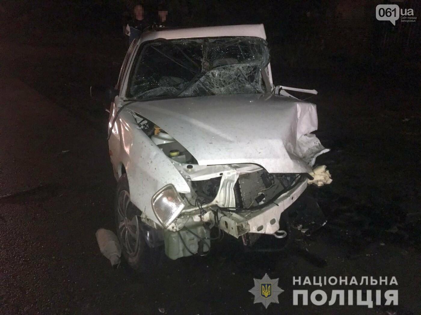 В Мелитополе в результате ДТП пострадали 3 человека, - ФОТО, фото-3