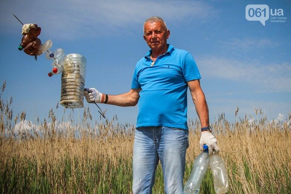 В Кирилловке провели масштабный субботник – вывезли 10 тонн мусора, - ФОТОРЕПОРТАЖ, фото-16