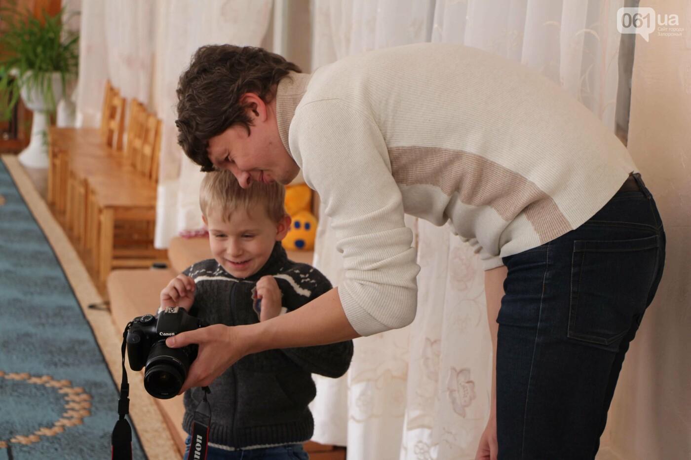 Познакомиться с будущим ребенком: как и почему волонтеры создают анкеты для запорожских сирот, фото-4