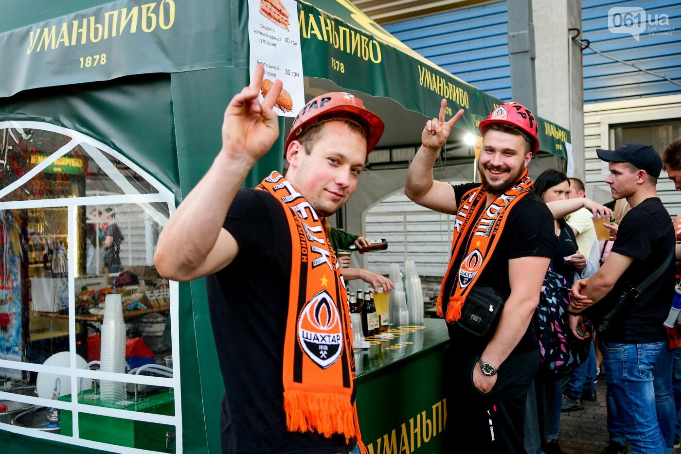 Запорожье встретило финал Кубка Украины: как это было, фото-5