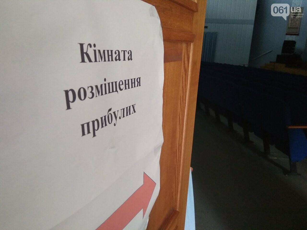 Запорожские спасатели провели учения на территории воинской части: по легенде, горел склад с боеприпасами, фото-2
