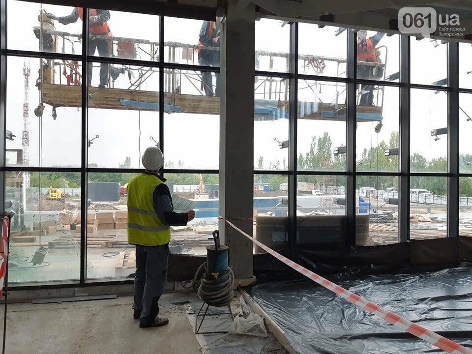 Строительство терминала запорожского аэропорта подорожало на четверть миллиарда: что сейчас проиходит на объекте, - ФОТОРЕПОРТАЖ, фото-9