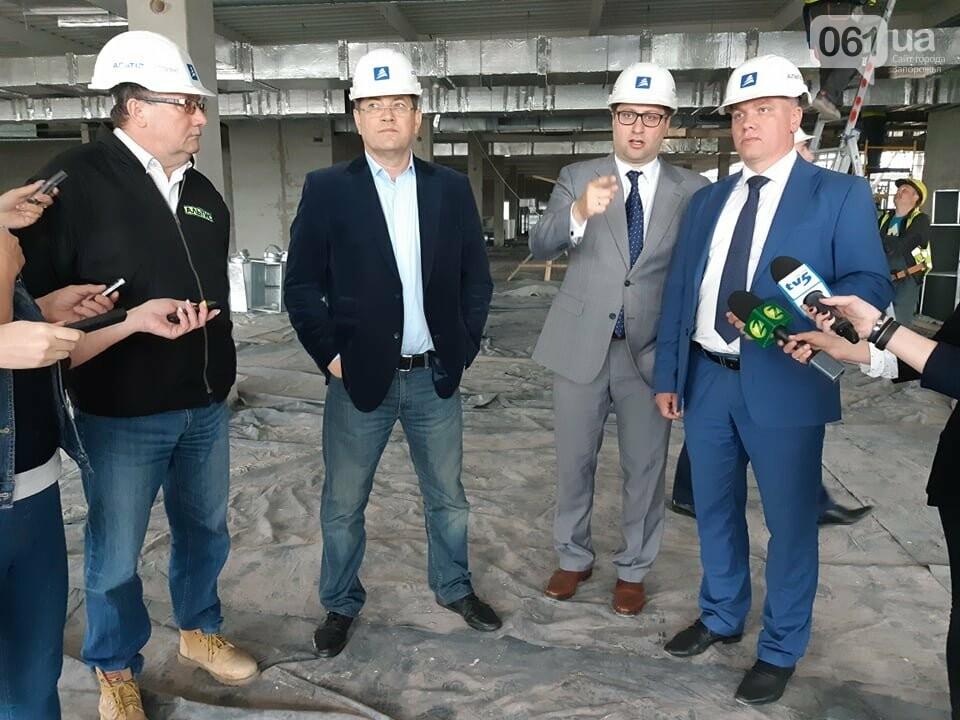 Строительство терминала запорожского аэропорта подорожало на четверть миллиарда: что сейчас проиходит на объекте, - ФОТОРЕПОРТАЖ, фото-1