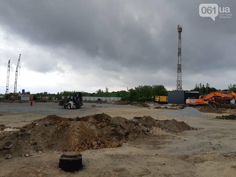 Строительство терминала запорожского аэропорта подорожало на четверть миллиарда: что сейчас проиходит на объекте, - ФОТОРЕПОРТАЖ, фото-5