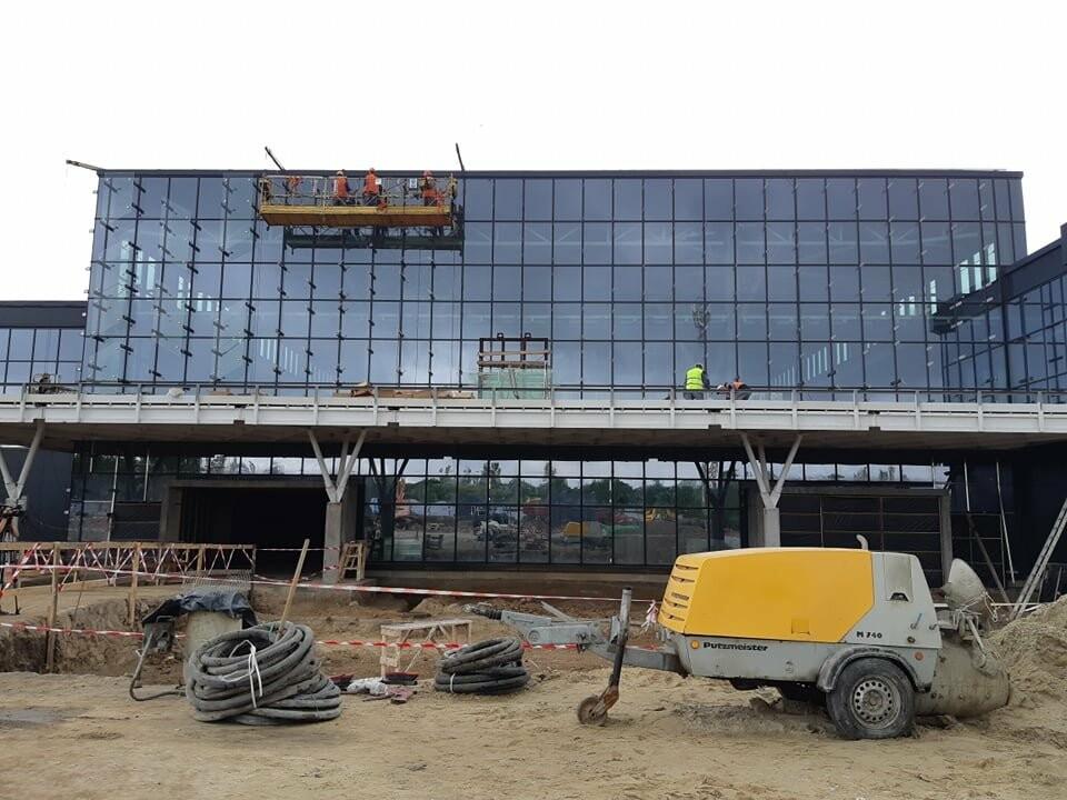 Строительство терминала запорожского аэропорта подорожало на четверть миллиарда: что сейчас проиходит на объекте, - ФОТОРЕПОРТАЖ, фото-11