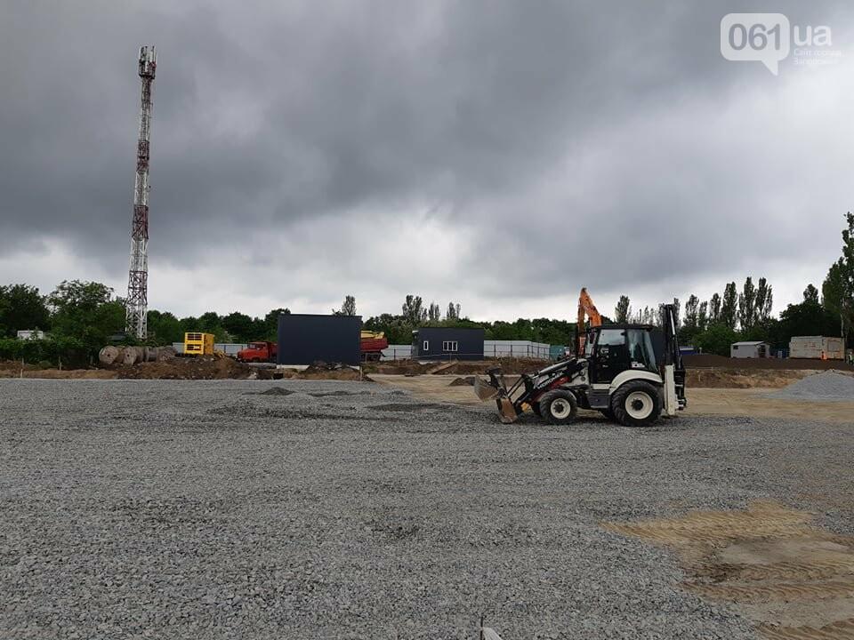 Строительство терминала запорожского аэропорта подорожало на четверть миллиарда: что сейчас проиходит на объекте, - ФОТОРЕПОРТАЖ, фото-4