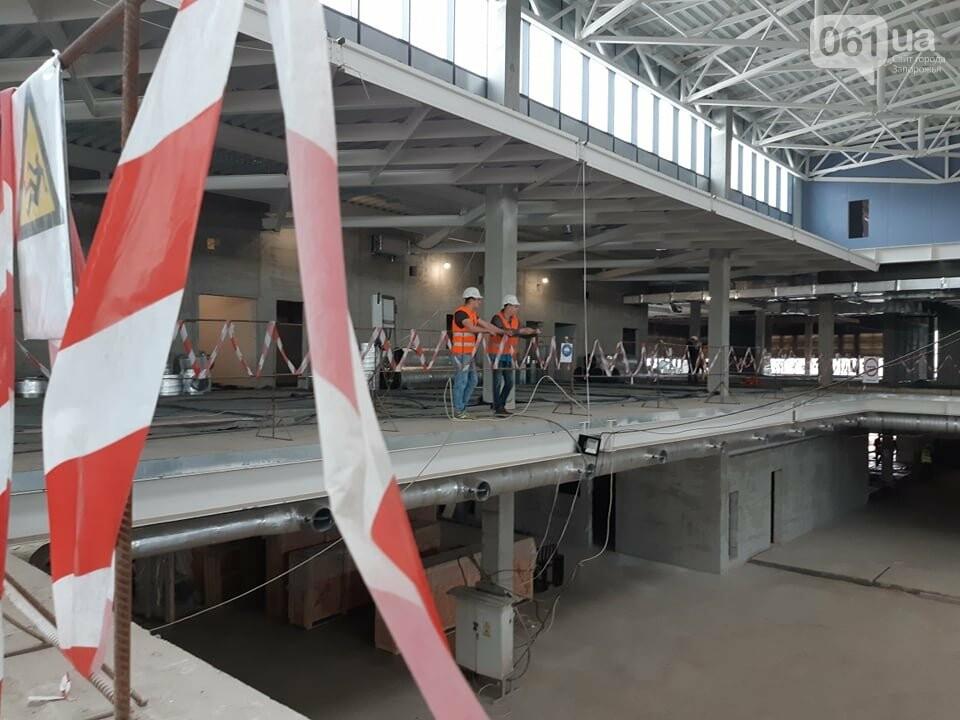 Строительство терминала запорожского аэропорта подорожало на четверть миллиарда: что сейчас проиходит на объекте, - ФОТОРЕПОРТАЖ, фото-14