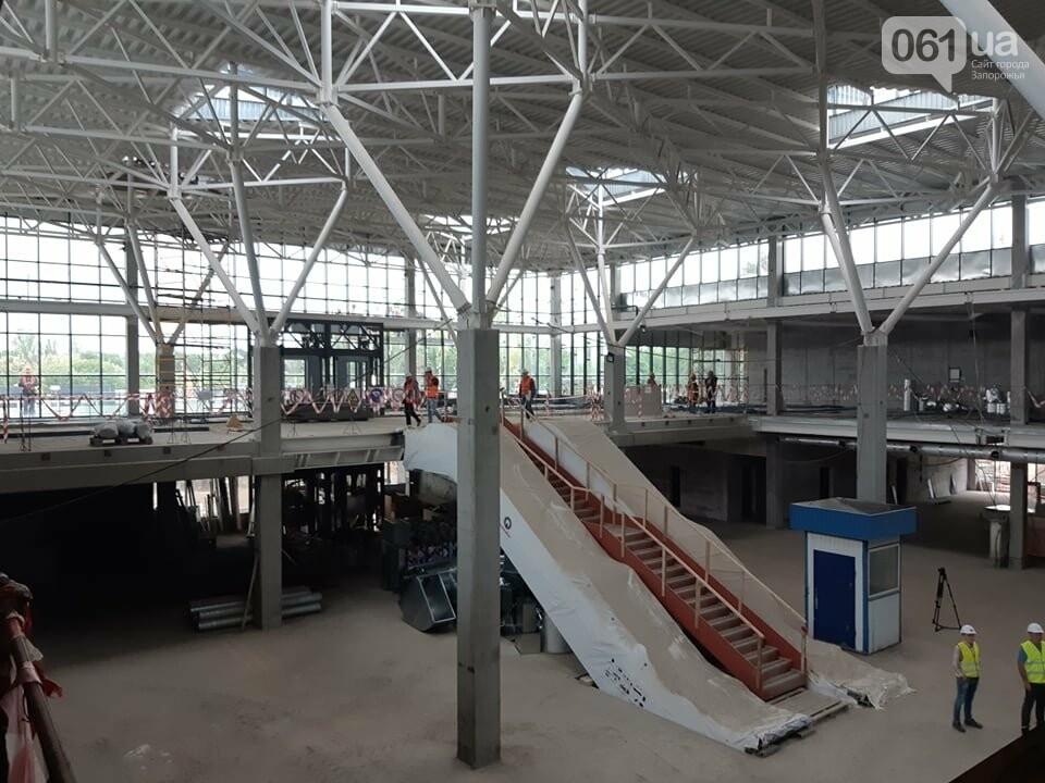 Строительство терминала запорожского аэропорта подорожало на четверть миллиарда: что сейчас проиходит на объекте, - ФОТОРЕПОРТАЖ, фото-15