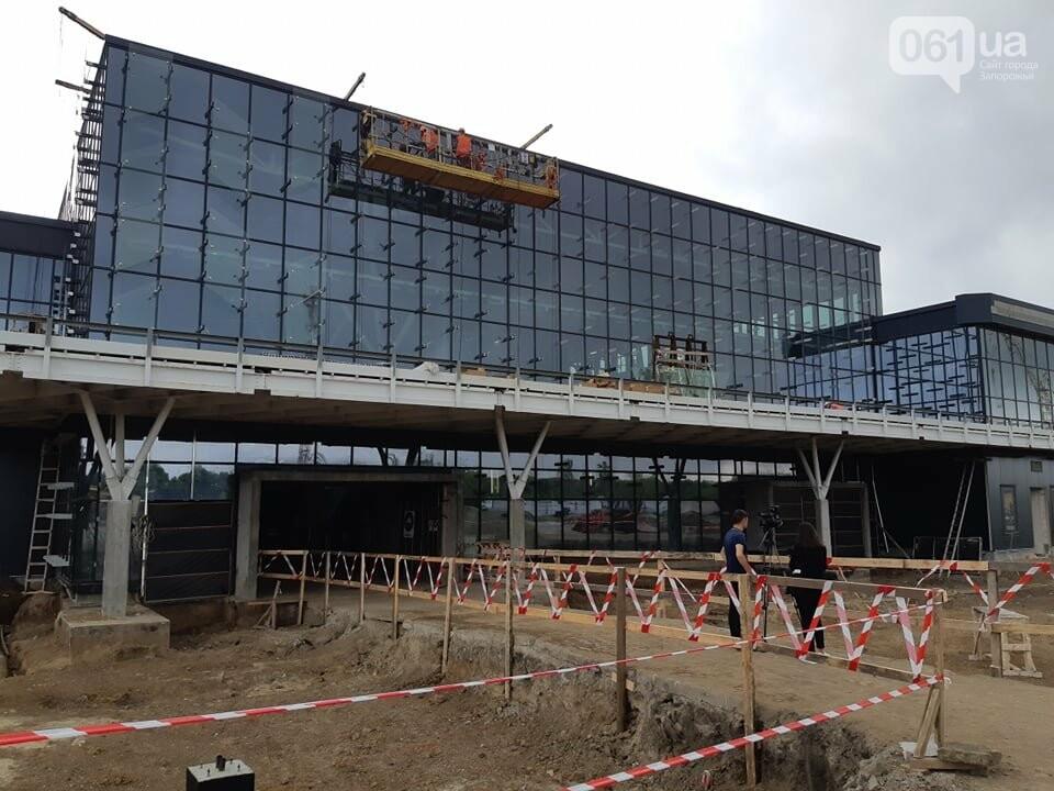 Строительство терминала запорожского аэропорта подорожало на четверть миллиарда: что сейчас проиходит на объекте, - ФОТОРЕПОРТАЖ, фото-16